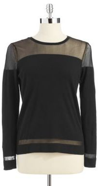 Vince Camuto Illusion Sweater
