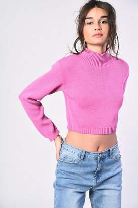 Glamorous **Cropped Knit by Petites