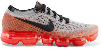 Nike Air Vapormax Flyknit Sneakers - Gray