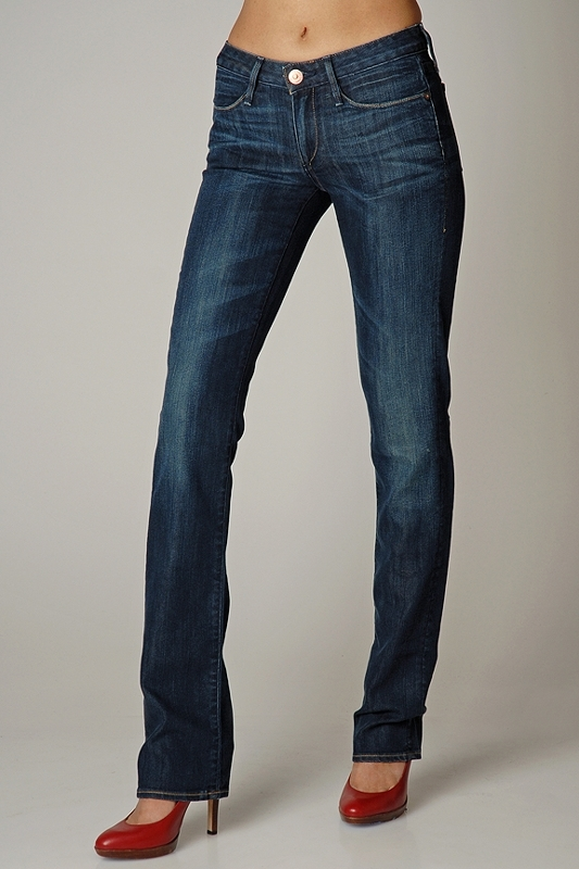 Earnest Sewn Decca.116 Straight Leg Jeans in Astrid
