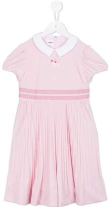 Familiar pleated dress