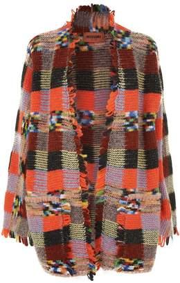 Missoni Oversized Stripe Long Cardigan