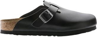 Birkenstock Boston Soft Footbed Leather Clog - Women's