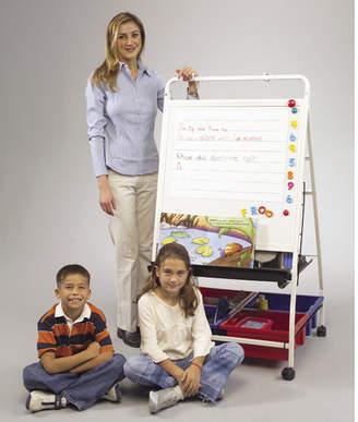 Best-Rite Magnetic Board Easel