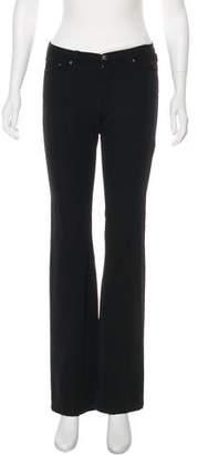 Versace Mid-Rise Straight-Leg Pants