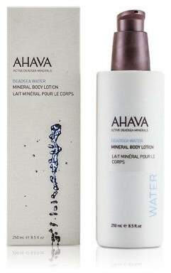 Ahava NEW Deadsea Water Mineral Body Lotion 250ml Womens Skin Care
