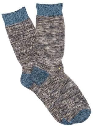 Frye Knitted Space Dye Socks