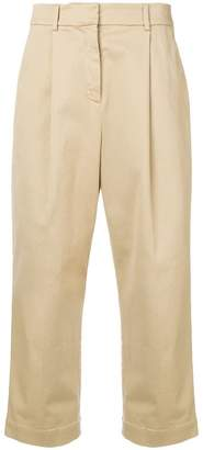 YMC cropped trousers