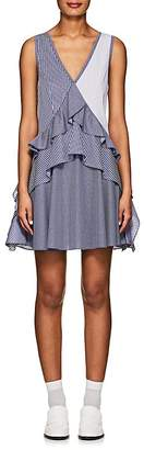 Opening Ceremony Women's Striped Stretch Cotton-Blend Dress