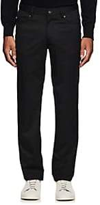 Hiltl Men's Wool Twill Slim Trousers