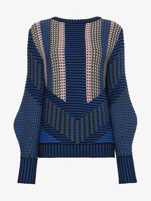 Peter Pilotto Chunky V Back Jumper