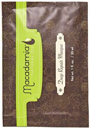 Macadamia Natural Oil Deep Repair Masque Packette