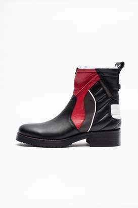 Zadig & Voltaire Zadig Voltaire Empress Biker Boots