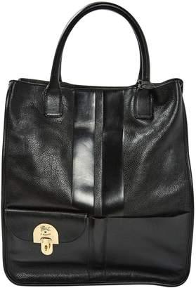 Il Bisonte Leather satchel