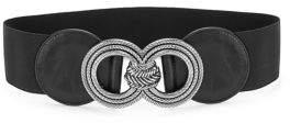 Fashion Focus Rope Buckle Stretch Belt