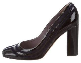 Anya Hindmarch Patent Leather Pumps
