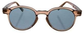 RetroSuperFuture Tinted Round Sunglasses