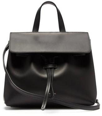 Mansur Gavriel Mini Mini Lady Leather Cross Body Bag - Womens - Black Multi