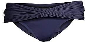 Robin Piccone Women's Lily Twisted Bikini Bottoms