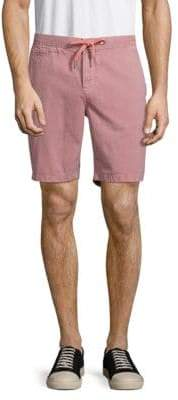 Superdry Textured Drawstring Cotton Shorts