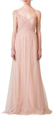Jenny Yoo Annabelle Tulle Convertible Dress