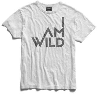 Todd Snyder IAMWILD® Graphic Tee In White