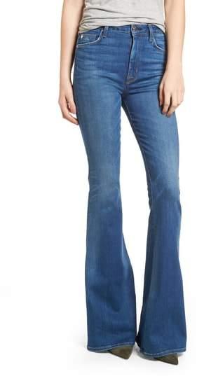 Hudson Jeans Holly High Waist Flare Jeans