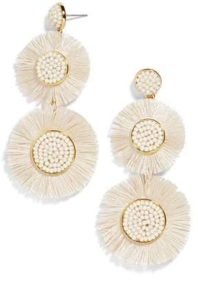 BaubleBar Mariette Fringe Earrings