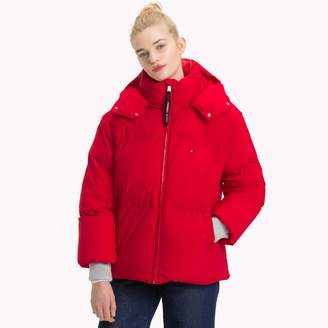 Tommy Hilfiger Oversized Puffer Jacket