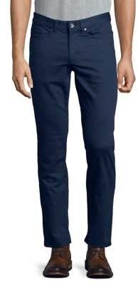 Black & Brown Black Brown Calvary Twill Slim-Fit Pants