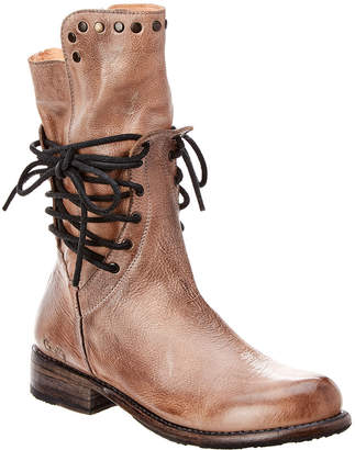 Bed Stu Fen Leather Bootie