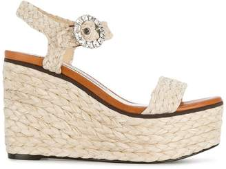 Jimmy Choo Nylah 100 sandals