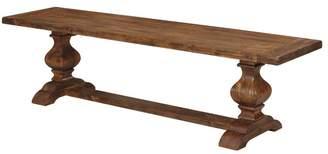Birch Lane Heritage Meehan Wood Bench
