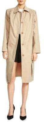 Maje Gamby Trench Coat