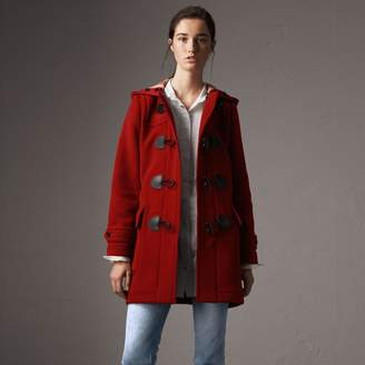 Burberry The Mersey Duffle Coat