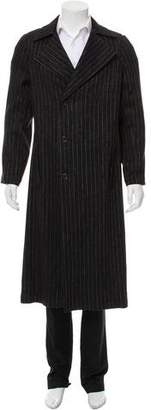 Chanel Sport Wool Coat