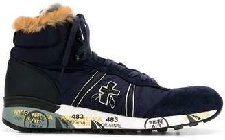 Premiata White ALAN 2637 sneakers