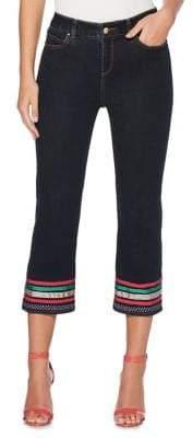 Rafaella Vintage Crop Hem Jeans