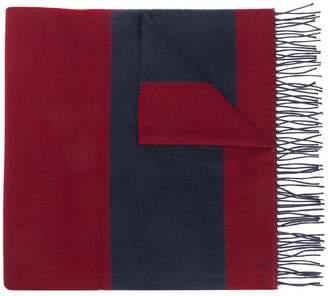 Ermenegildo Zegna striped scarf