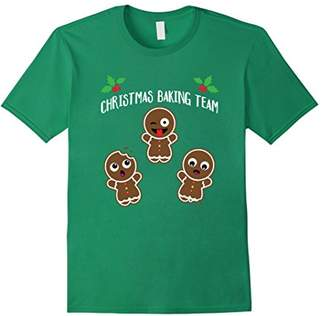 'Gingerbread ' Cute Gingerbread Man Christmas Shirt