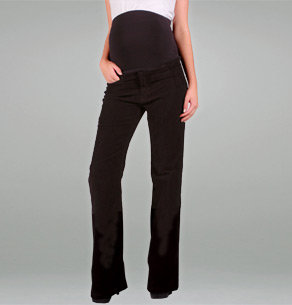 A Pea in the Pod Secret Fit Belly(tm) 7 For All Mankind Jackie Corduroy