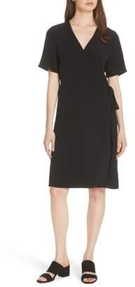 Eileen Fisher Wrap Dress