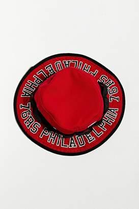 Mitchell & Ness Team Burst Philadelphia 76ers Boonie Bucket Hat