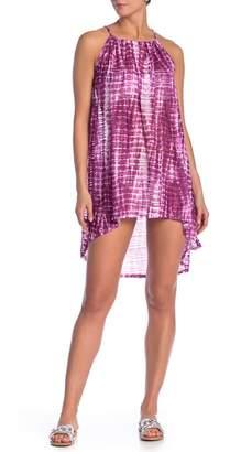 Jordan Taylor Shirred Tank Dress