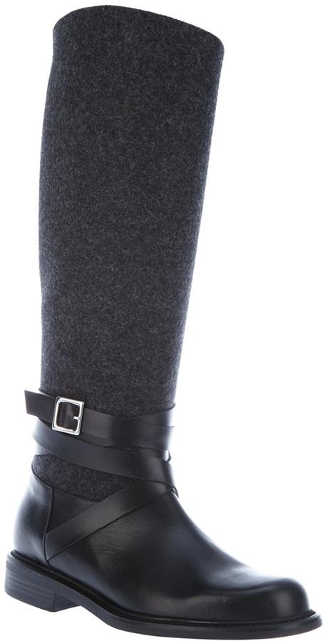 Studio Pollini boot