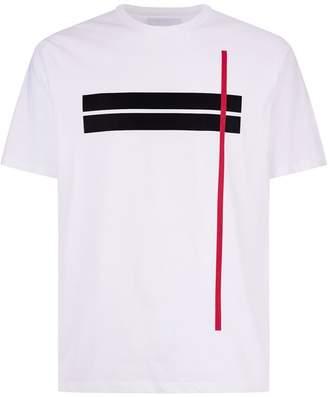 Neil Barrett Minimal Line T-Shirt