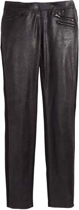 Tractr Crackle Pull-On Pants