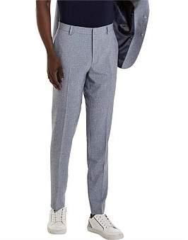 Blend of America Studio.W Stretch Viscose Slim Fit Suit Trousers