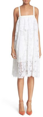 Tracy Reese Lace Cami Dress $428 thestylecure.com