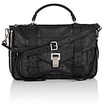 Proenza Schouler Women's PS1+ Medium Shoulder Bag - Black